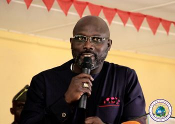 President Weah Makes More Appointments in Government