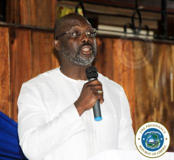 President Weah Urges Govt. Officials To Faithfully Serve Public Interest