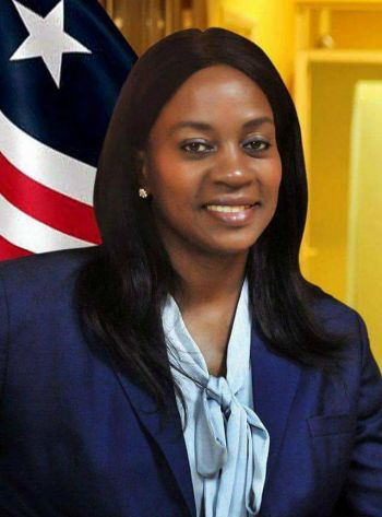 Ambassador Clar Marie Weah<br /> First Lady of The Republic of Liberia