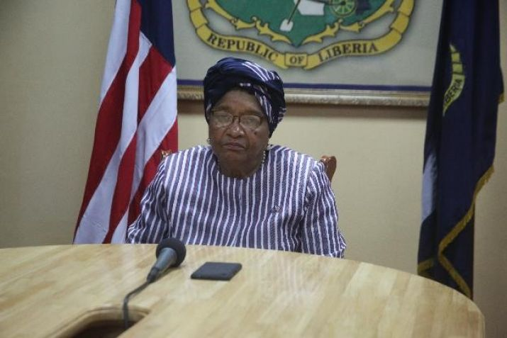 President Sirleaf Addresses the Nation; Commends Liberians for Patience, Peaceful Demeanor