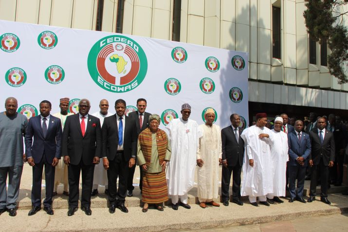 Final communique of Fiftieth Ordinary Session of the Ecowas Authority of Heads of State and Government, 17 December 2016, Abuja, Federal Rep of Nigeria
