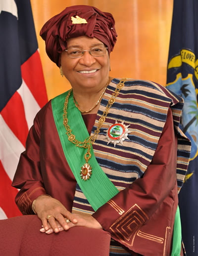 The President of Liberia